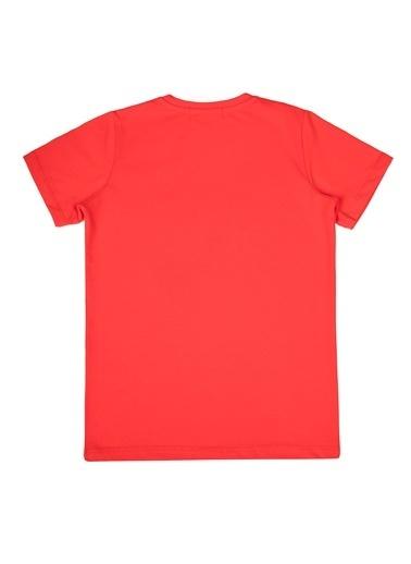 New Brand Tişört Kırmızı